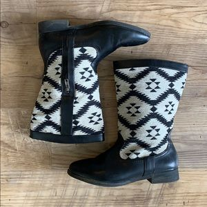 Rampage Boots Size 7